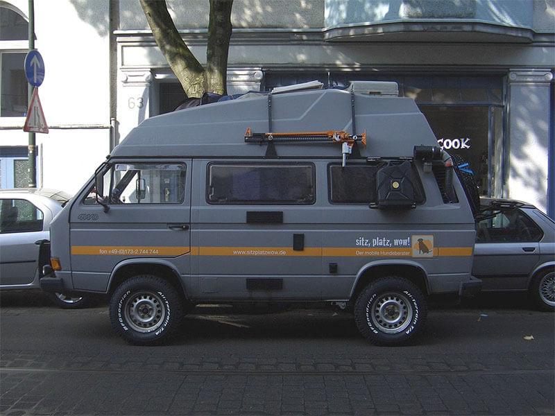 Campingbus T3