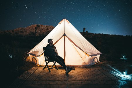 The ridge tent might be your next choice for camping holidays