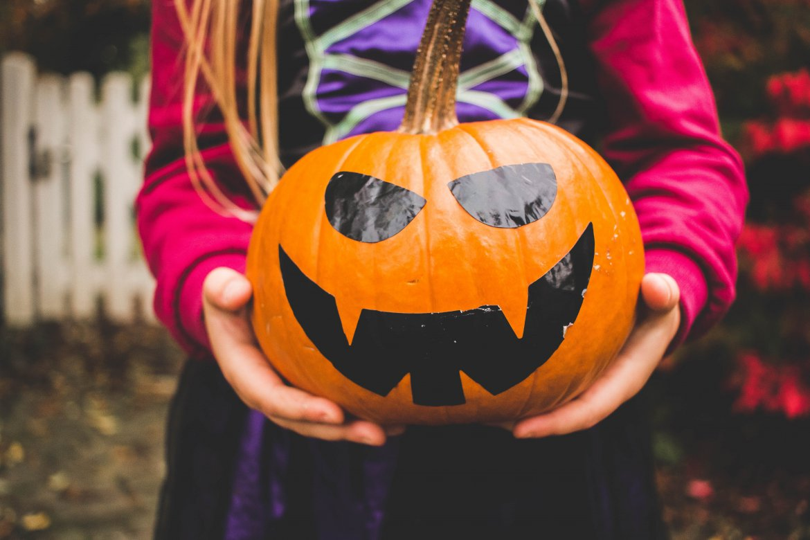 Camping in Halloween- Spooky fun for all the family