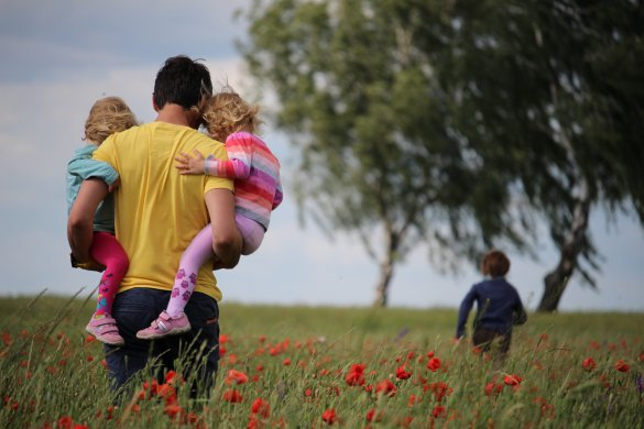 Family camping. Camping with kids advice